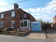 semi detached house in Buller Road, Leiston