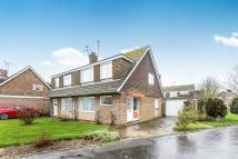 semi detached property for sale in Glynde Crescent...