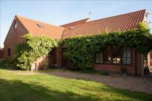 4 bedroom Barn Conversion for sale in Grantham Road, Whatton...