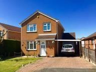 Detached home in Wakefield Close, Grantham