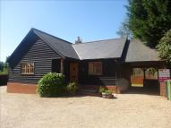 Suffolk Lodge Detached Bungalow for sale