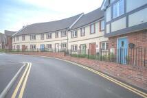 new development in Dame Mary Walk, Halstead