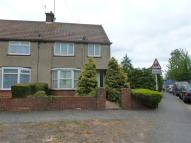 semi detached house for sale in Pound Farm Drive, Harwich