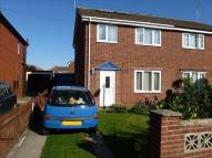 3 bedroom semi detached home for sale in White House Close...