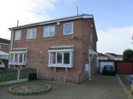 2 bedroom semi detached house for sale in Hund Oak Drive, Hatfield...