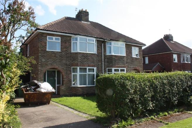 3 Bedroom Semi Detached House For Sale In Park Avenue New