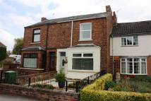 Terraced house in Strensall Road...