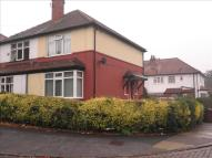 semi detached house in Moor Road, Leeds