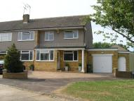 Cheffins Road semi detached house for sale