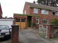 semi detached property to rent in Arno Road, Prenton...
