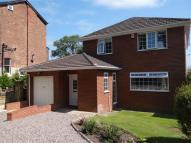 4 bedroom Detached house in Shrewsbury Road, Prenton...