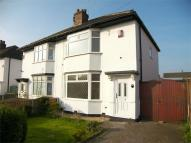semi detached property in Glenburn Avenue, Wirral...