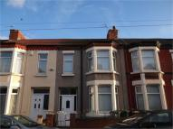 3 bedroom Terraced home in Albemarle Road, Wallasey...