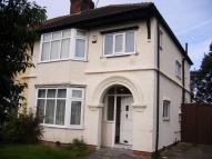 3 bed semi detached property in Mount Road, Prenton...