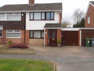 3 bed semi detached home to rent in 17 Chesterfield Road...