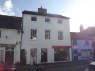Flat in Market Place, Saxmundham...