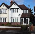 3 bed semi detached property for sale in ARLINGTON ROAD...