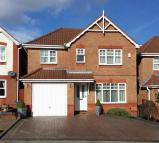 3 bed Detached home in CARNEGIE DRIVE...