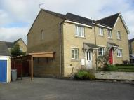 semi detached home to rent in 6 Beacon Close, Colne...