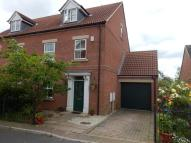 semi detached property for sale in Church Meadow...