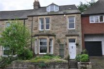 Terraced home for sale in Leazes Crescent, Hexham,