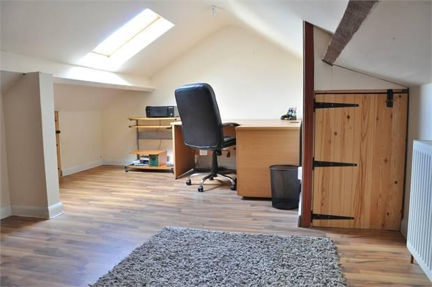 Converted Attic Room (Used as study)