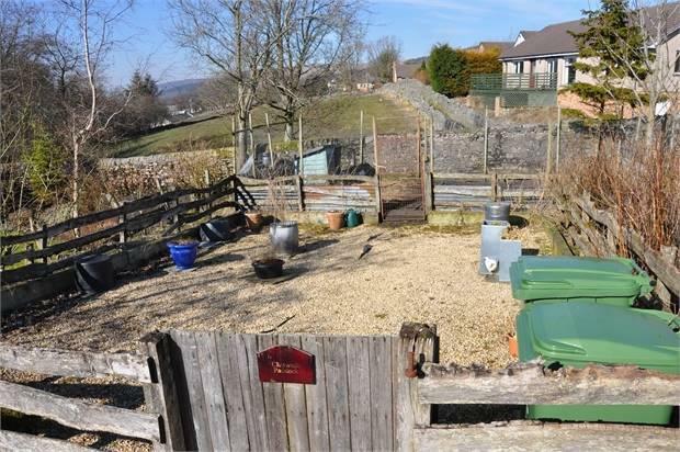 Seperate Garden Area