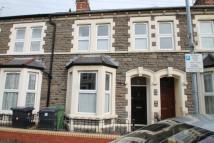 3 bedroom Terraced home in Wells Street, Cardiff