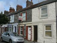 Terraced home in Sanquhar Street, Cardiff