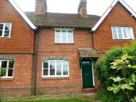 2 bedroom Terraced house in CHIDDINGSTONE CAUSEWAY