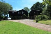 Detached house in Gedges Hill, Matfield...
