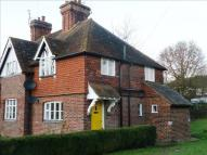 CHIDDINGSTONE property to rent