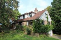 Detached home for sale in Sheepstreet Lane...