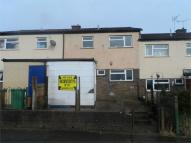 Terraced home for sale in Oak Place, Bargoed...