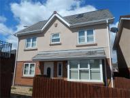Detached home for sale in Clos Y Graig, BARGOED...