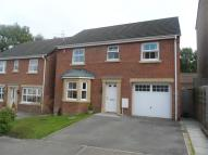 Detached home in Blacksmith Close...