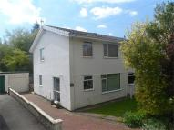 3 bed semi detached home for sale in Waun Goch Road, Oakdale...