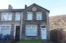 semi detached home for sale in Canal Terrace, Abercarn...