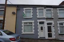 Terraced home for sale in West Street, Bargoed...