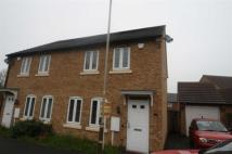semi detached house in Buddon Close...