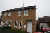 3 bedroom semi detached house in Buddon Close...