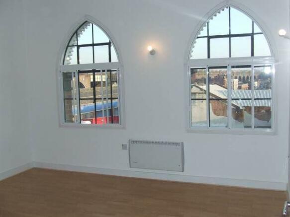 Lounge windows