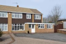 semi detached house in Long Compton Drive...