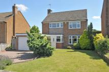 3 bed Detached home in Eveson Road, Norton...