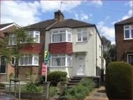 3 bed semi detached home in Grasvenor Avenue, BARNET
