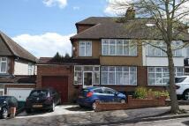 semi detached property for sale in Woodfall Avenue, Barnet