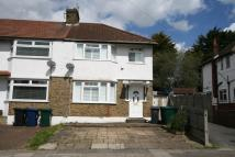 3 bedroom semi detached home to rent in Westcombe Drive, Barnet