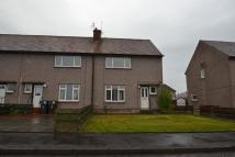 semi detached house to rent in Davidson Street...