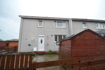 End of Terrace home in Castle Crescent, Doune