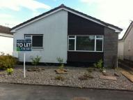 Detached Bungalow to rent in Fraser Place, STIRLING